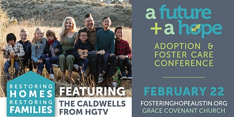 A Future and A Hope Conference 2020 tickets