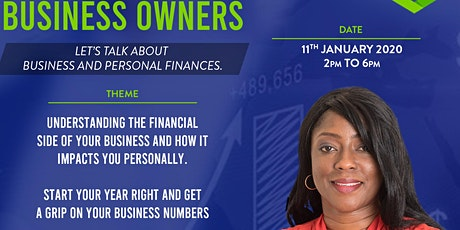 Financial Management for Business Owners tickets
