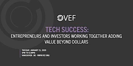 VEF: Tech Success tickets