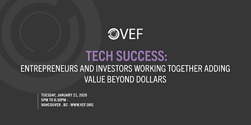 VEF: Tech Success