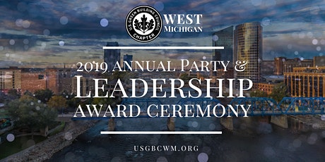 USGBC West Michigan Annual Party & Leadership Awards Ceremony tickets