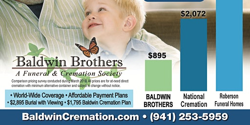 Cremation made simple and easy since 1980