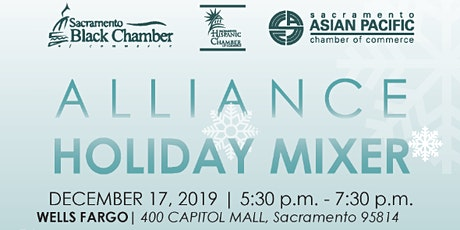 2019 Alliance Holiday Mixer tickets