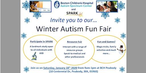 Winter Autism Fun Fair