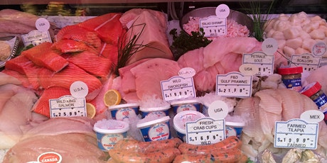 Taylor's Market Butchering 101 ~ Seafood, Poultry, and Knife Skills tickets