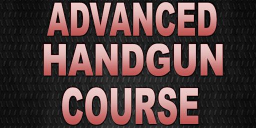 Advanced Handgun Course
