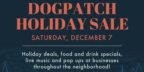 Annual Dogpatch Holiday Sale tickets