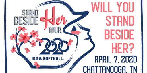 2020 USA Softball Women's National Team  vs. UTC Mocs Softball