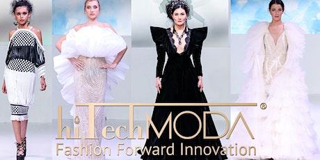 NYFW hiTechMODA Designer, Sponsor, Accessory, Emerging Designer Sign up  Info tickets
