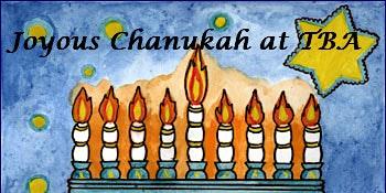 Chanukah Party at TBA Tarrytown