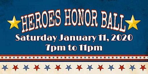 Heroes Honor Ball