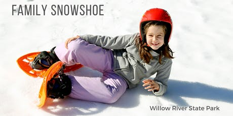 Willow River Family Snowshoe tickets