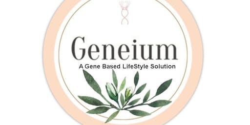 2020 Wellness Plan: Geneium - A Gene Based LifeStyle Solution
