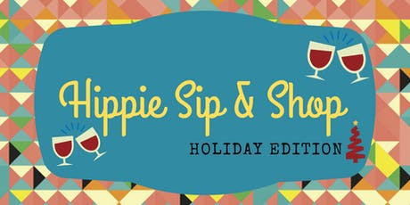 Hippie Sip & Shop Holiday Edition tickets