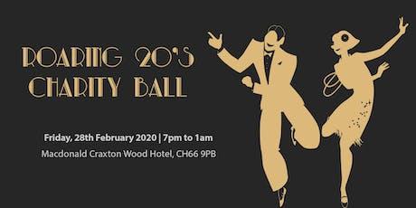 Roaring 20's Charity Ball tickets