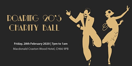 Roaring 20's Charity Ball tickets