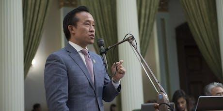 Bringing California Home: Addressing the Housing Crisis w/ Asm. David Chiu tickets