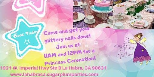Sugar Plum Parties @ La Habra's Children's Business Fair