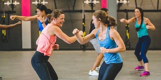 Open House Crunch Fitness