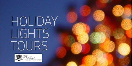 Denver Holiday Light Tour tickets