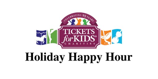 Tickets for Kids Charities Holiday Happy Hour