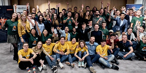 Techstars Startup Weekend Prague | 06.03.-8.03.2020