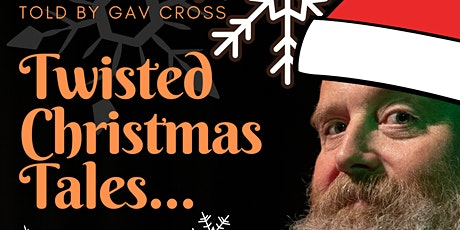 Twisted Christmas Tales tickets