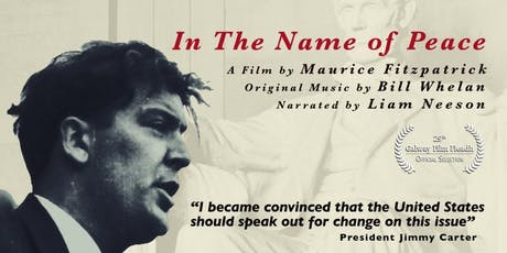 History in the Making: 'In the Name of Peace' with Maurice Fitzpatrick tickets