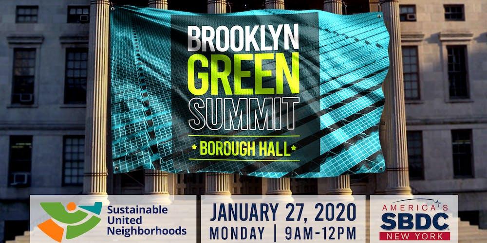 January 19th 2020 Events New York.Brooklyn Green Summit At Borough Hall Tickets Mon Jan 27