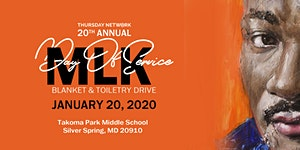 Thursday Network's 20th Annual Dr. Martin Luther King...