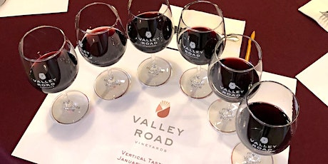 Vertical Wine Tasting & Food Pairing tickets