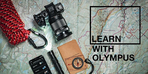 Getting to Know Your Olympus Camera with Ray Acevedo - PAS