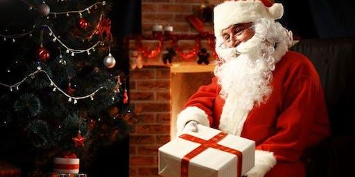 Sensory Santa hosted by Kilmacud Crokes Inclusion Committee