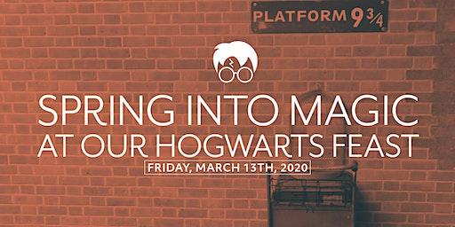 Hogwarts Spring Feast