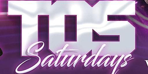 TOS SATURDAYS w/Trice D'vine & DJ Shakim