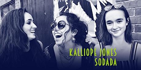 KJ Homecoming with Kalliope Jones and Sodada tickets