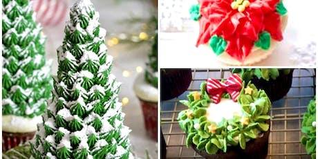 Holiday Cupcake Decorating 101 tickets
