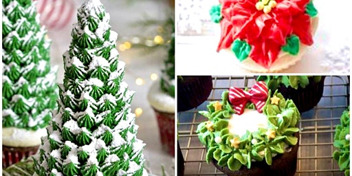 Holiday Cupcake Decorating 101
