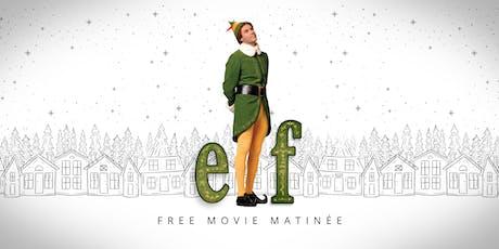 Movie Matinee Elf tickets