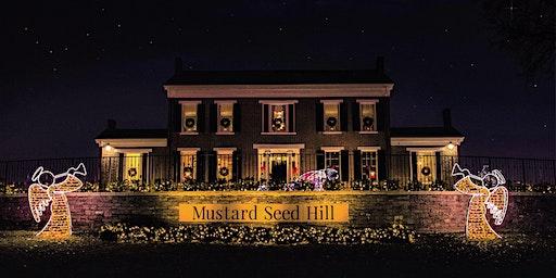 Christmas at Mustard Seed Hill