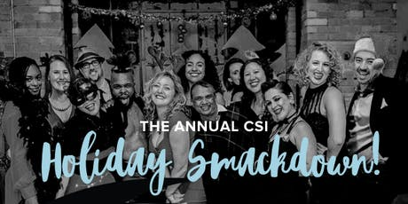 CSI Holiday Smackdown 2019 tickets