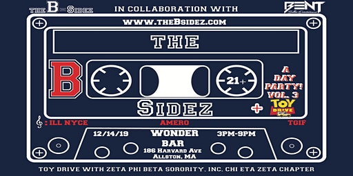 The B-Sidez Day Party Vol. 3