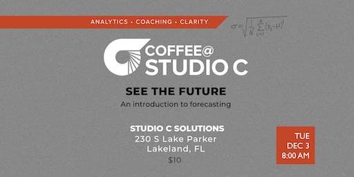 Coffee@StudioC: See the Future