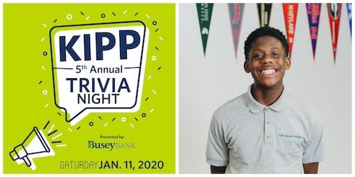 KIPP St. Louis 5th Annual Trivia Night