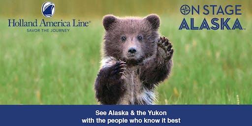 Holland America Line OnStage Alaska Event