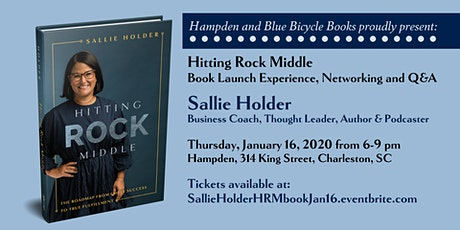 Sallie Holder HITTING ROCK MIDDLE Launch Party presented by Hampden tickets