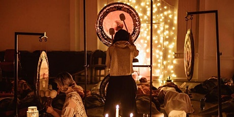 Wisdom Roundhouse : Surround Gongs and Cacao Ceremony tickets