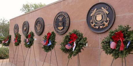 Wreaths Across America Phoenix ~ Vets Remembrance & Wreath Laying Ceremony tickets