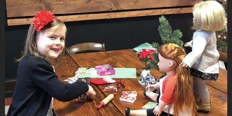 Kids Christmas doll party with circa86 tickets