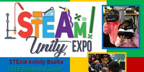 MVUSD STEAM Unity Expo 2020 tickets